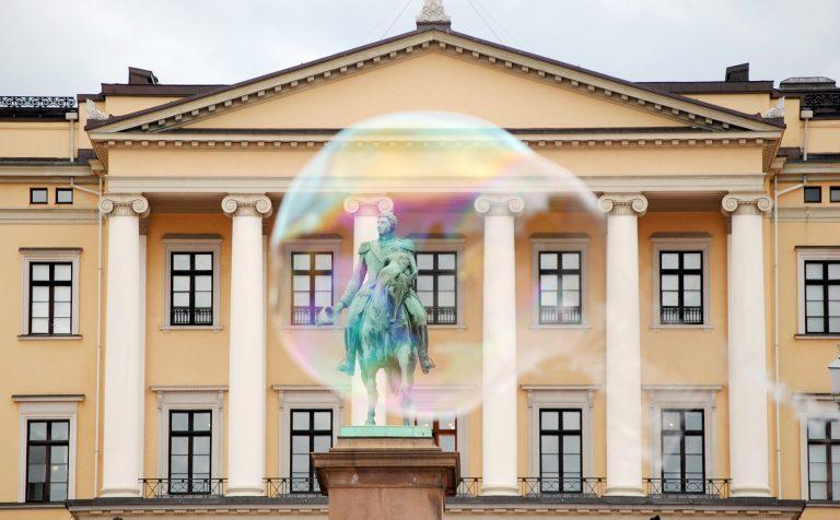 Karl Johan, Slottet, Oslo, Norway